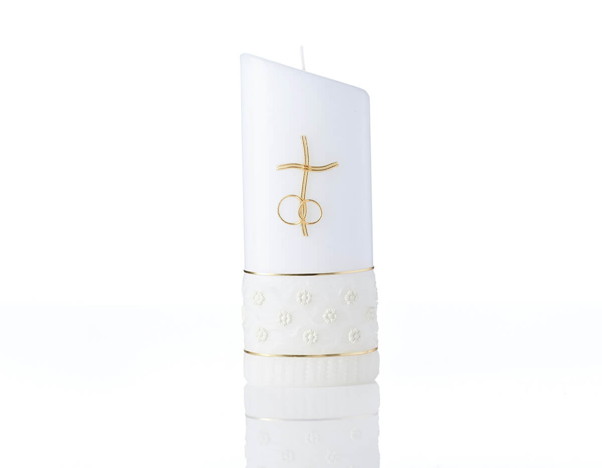 Wedding candle to order